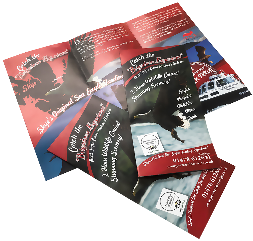 Speed Print Digital - Leaflets & Flyers